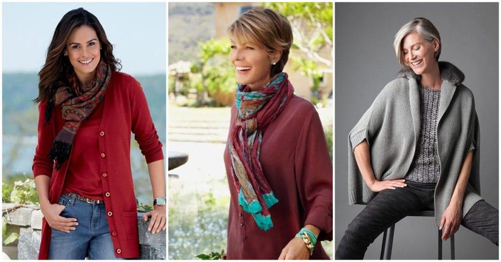 7 Mandamientos de estilo para una mujer madura