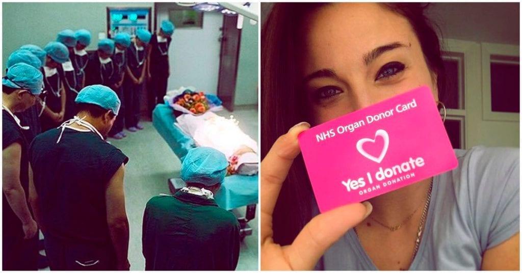 La importancia de generar cultura de donación de órganos
