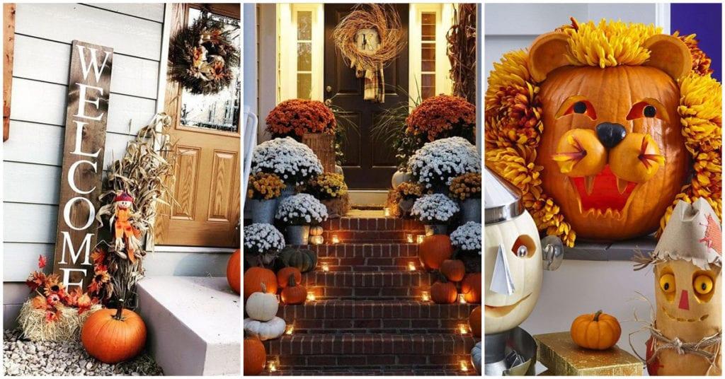 Cómo decorar tu casa para entrar en el ambiente de otoño