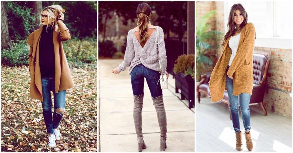 Suéteres super bonitos que podrás usar esta temporada