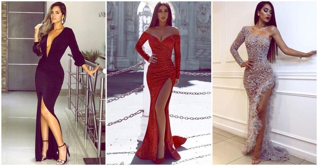 Todo lo que debes considerar para que tu vestido de noche sea perfecto