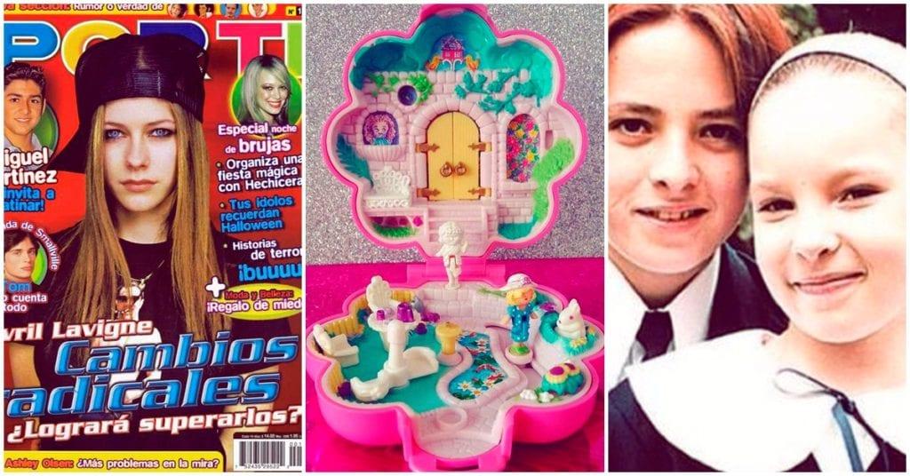 Cosas que hicimos las niñas de los noventas y sin duda disfrutamos al máximo