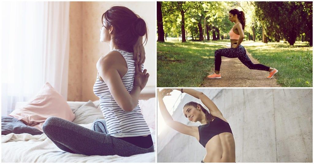 Razones por las que es mejor hacer ejercicio en la mañana que en la tarde