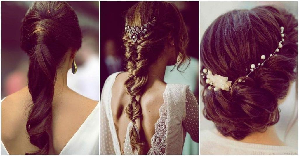 Peinados que serán tendencia en 2020 para las novias