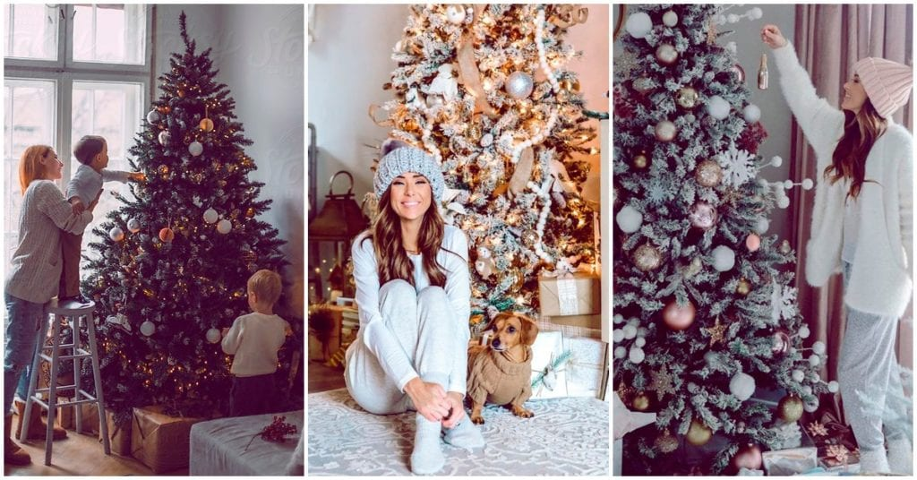 Las ideas más originales para adornar tu árbol esta Navidad