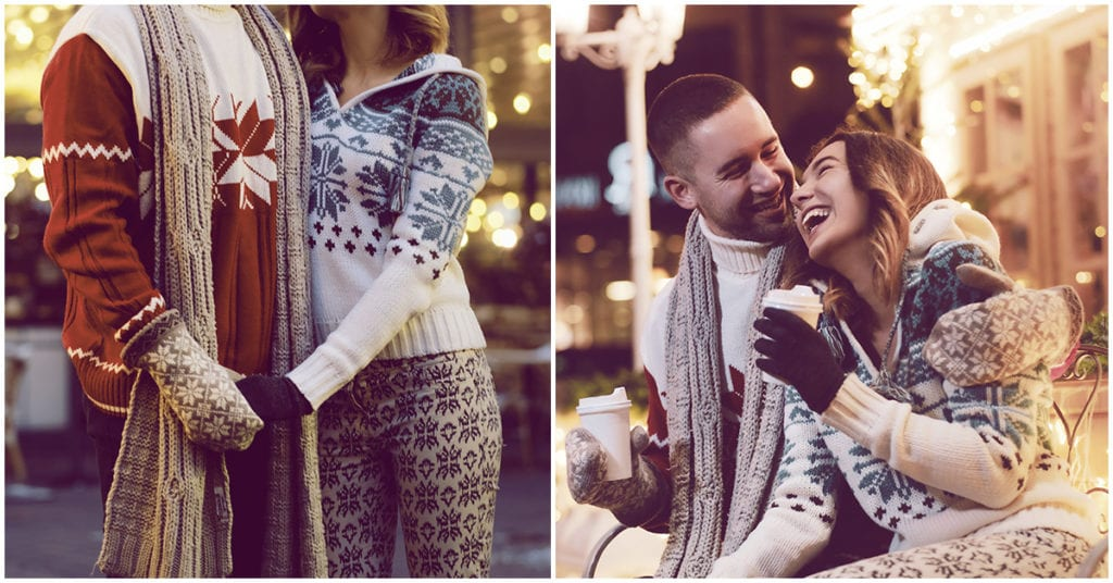El dilema navideño: ¿Llevo a mi nueva pareja a todos los eventos navideños?