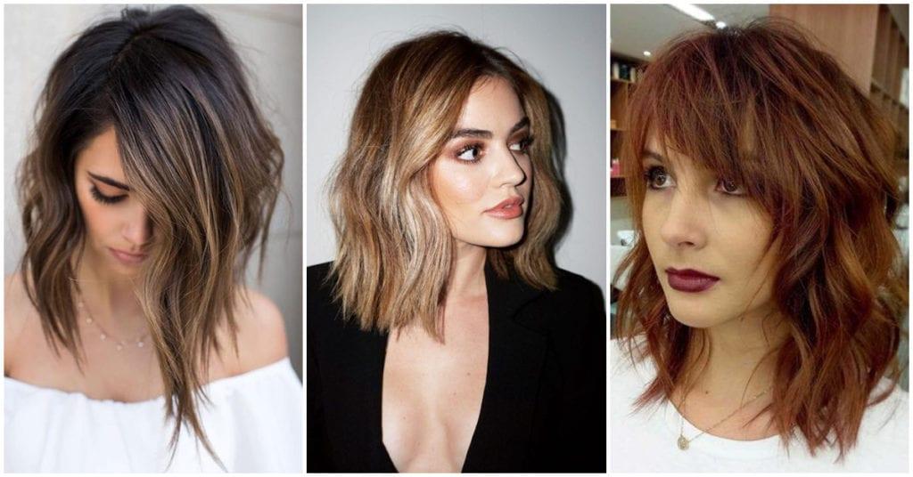 Cortes para cabello medio que te pueden hacer lucir más joven