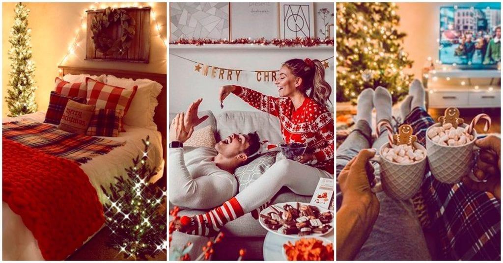 Cómo decorar tu habitación en la época navideña