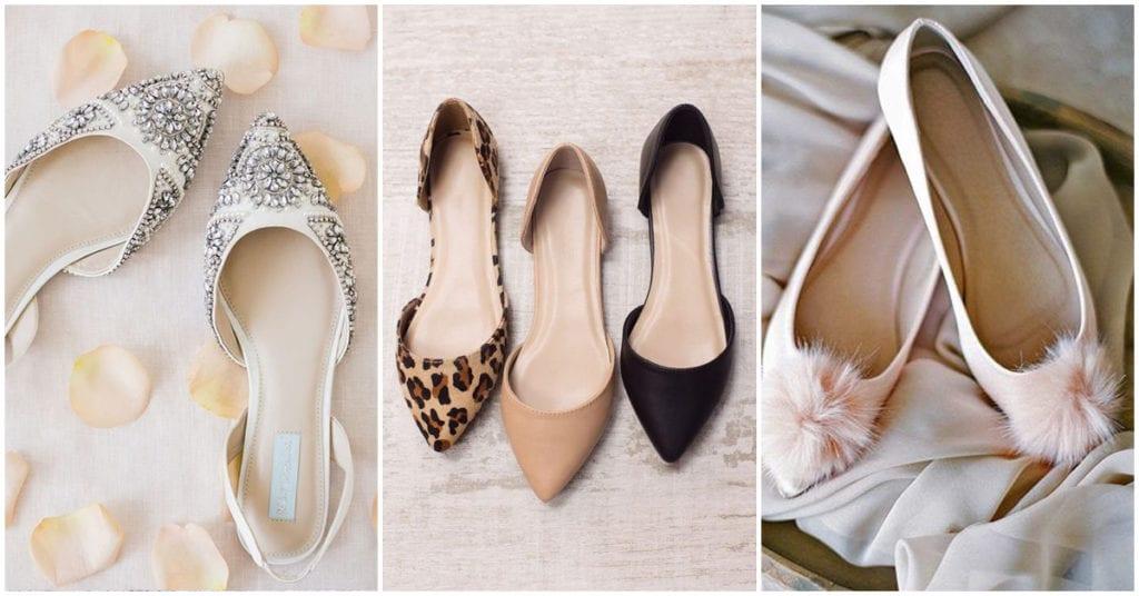 Flats para vestir a la moda y poder caminar como una dama