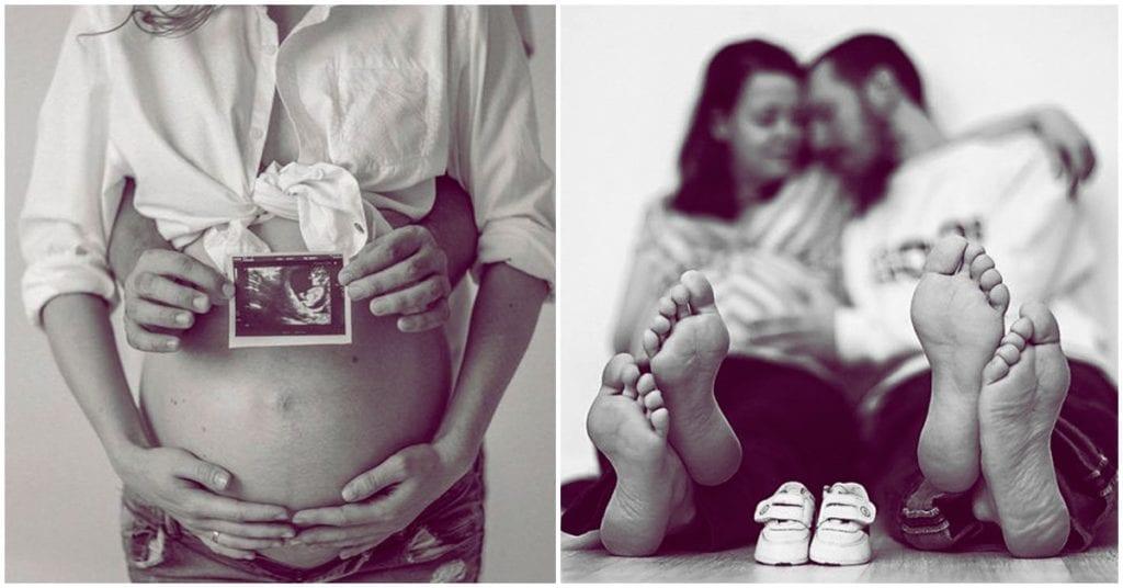Feliz de recibir la noticia de mi embarazo, pero…