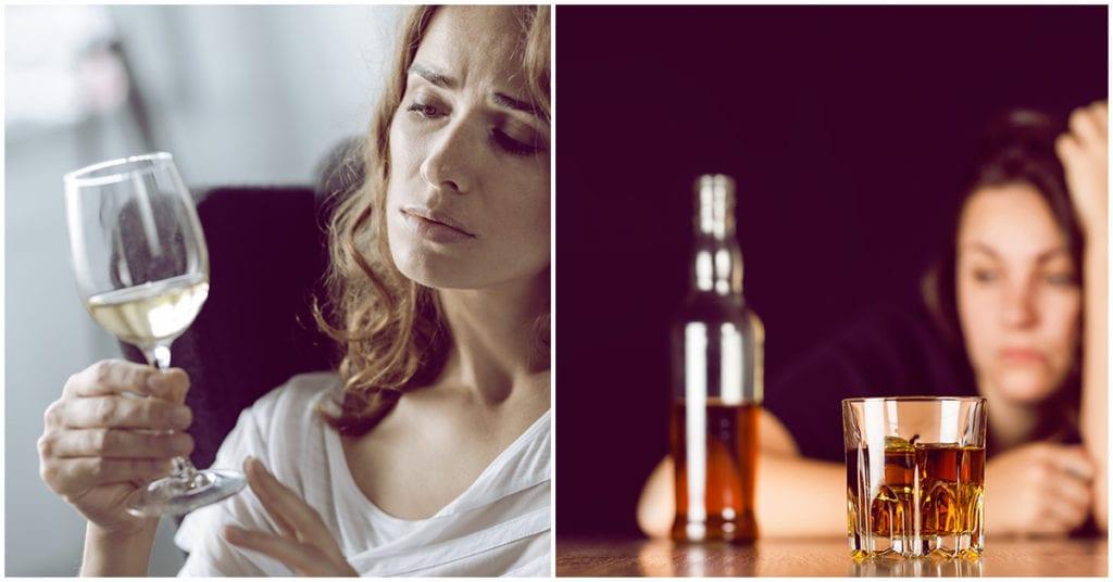 Tomar alcohol todos los días no es normal