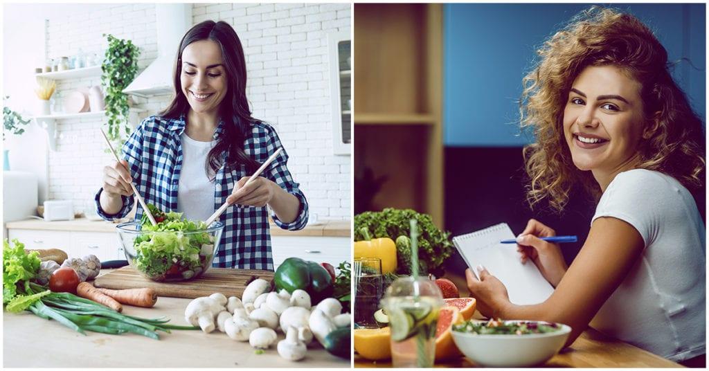 Aunque hagas ejercicio si comes de más los kilos se quedan… ¿Cómo mantener el equilibrio?