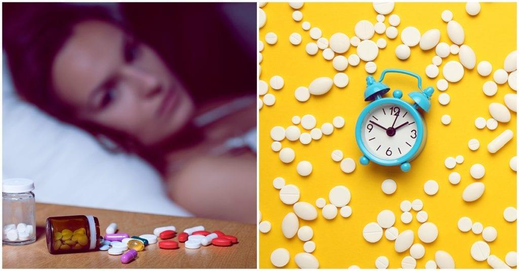 Cuando sí o no recurrir a las pastillas para dormir