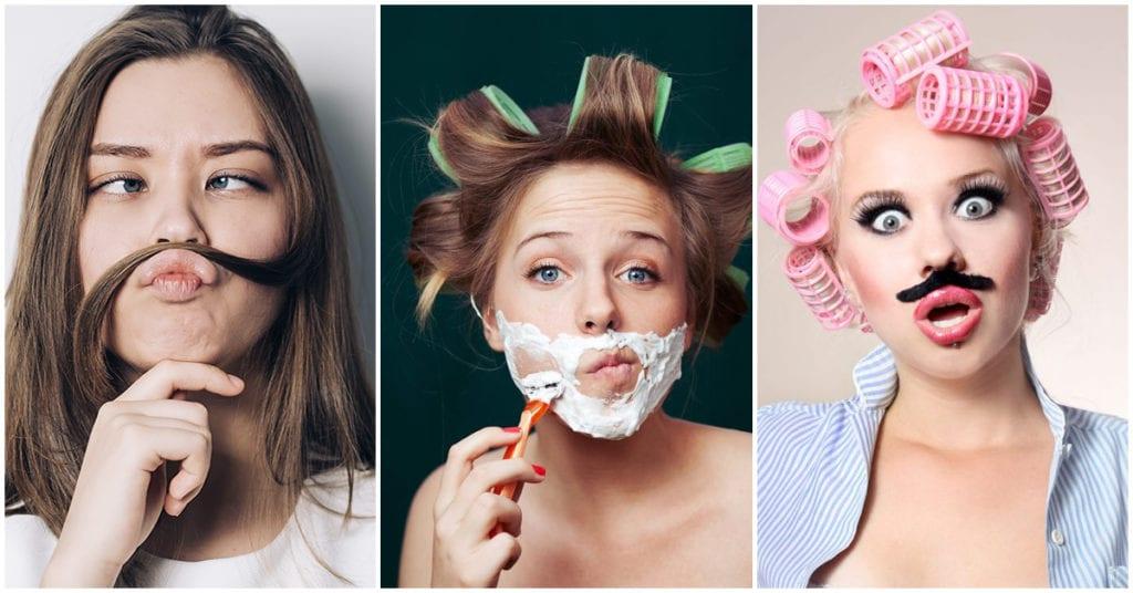 Dejarte o depilarte el bigote ¿Tú qué opinas?