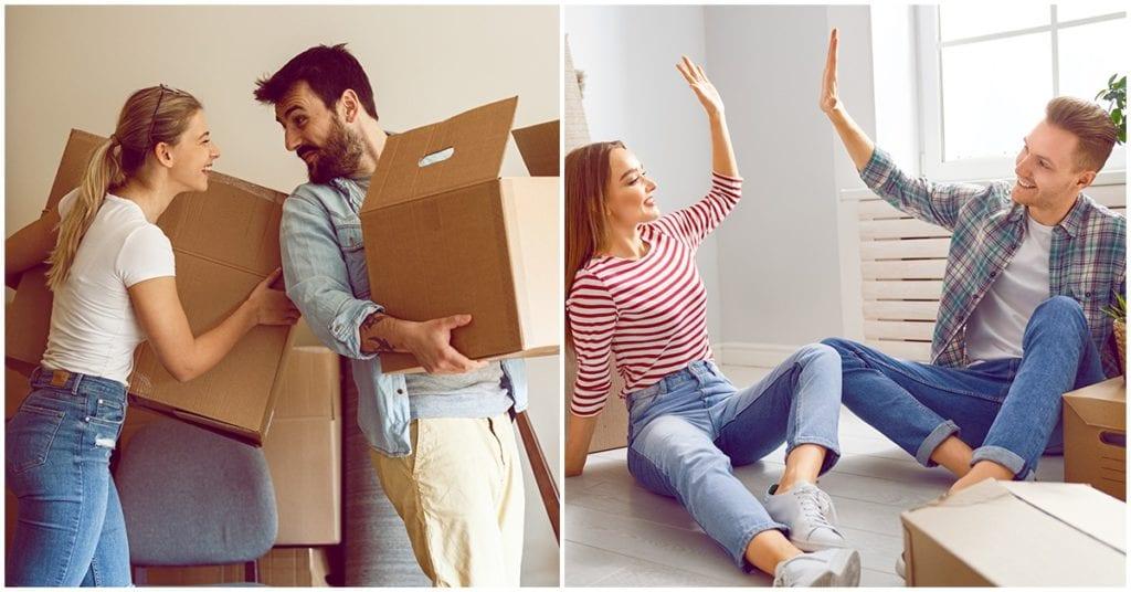 4 señales de que pueden vivir juntos ya, ¡felicidades!