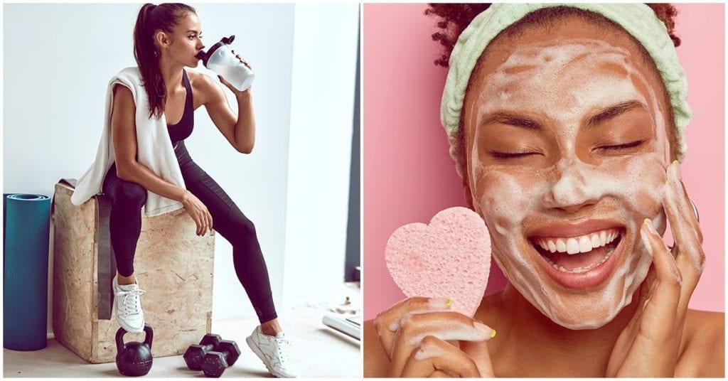 Cómo cuidar tu piel luego de que haces ejercicio