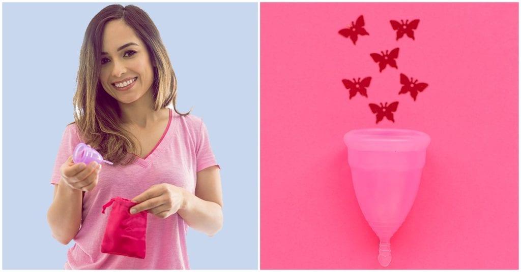 6 razones por las que amo mi copa menstrual