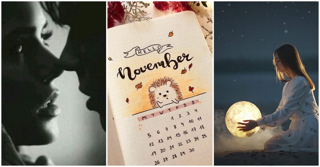 Lo que te depara tu horóscopo este mes de noviembre