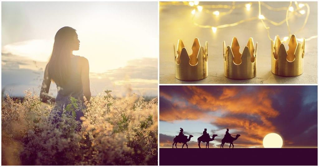 Queridos reyes magos este año quiero viajes, paz mental y mucha creatividad… a y 0 patanes porfi