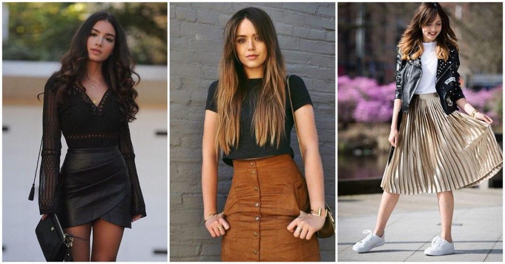 Qué tipo de falda le va mejor a tu tipo de cuerpo