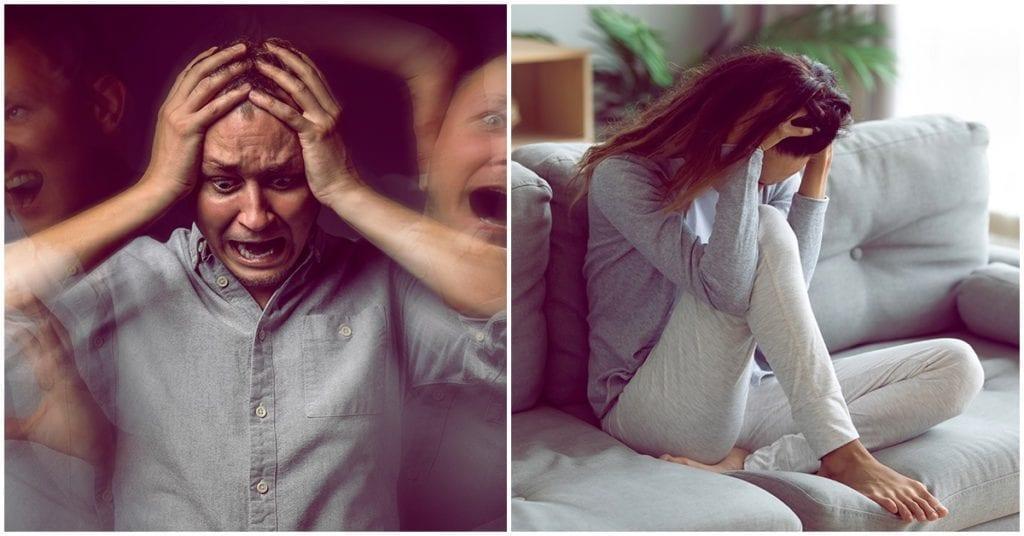 Señales de un ataque de ansiedad