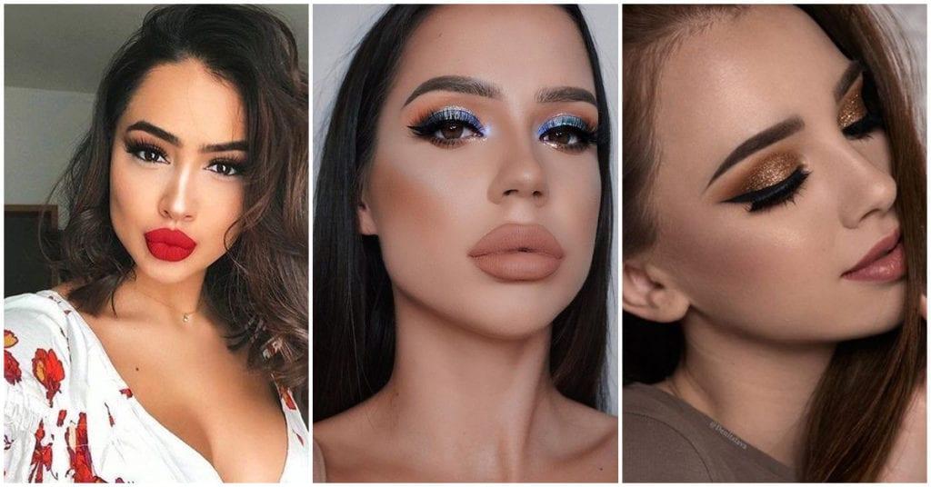 Makeups para pasar lucir como una reina el fin de año