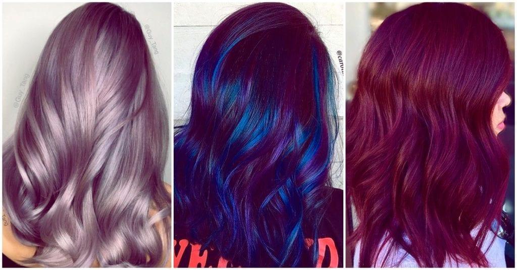 Colores de cabello en tendencia para el 2020