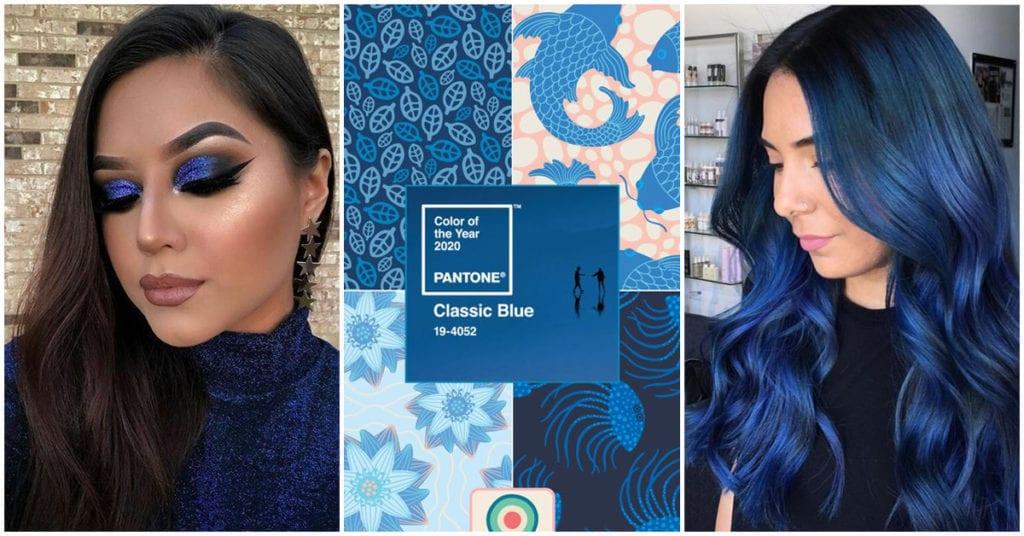 Cómo llevar el color del año en tu makeup, uñas y cabello