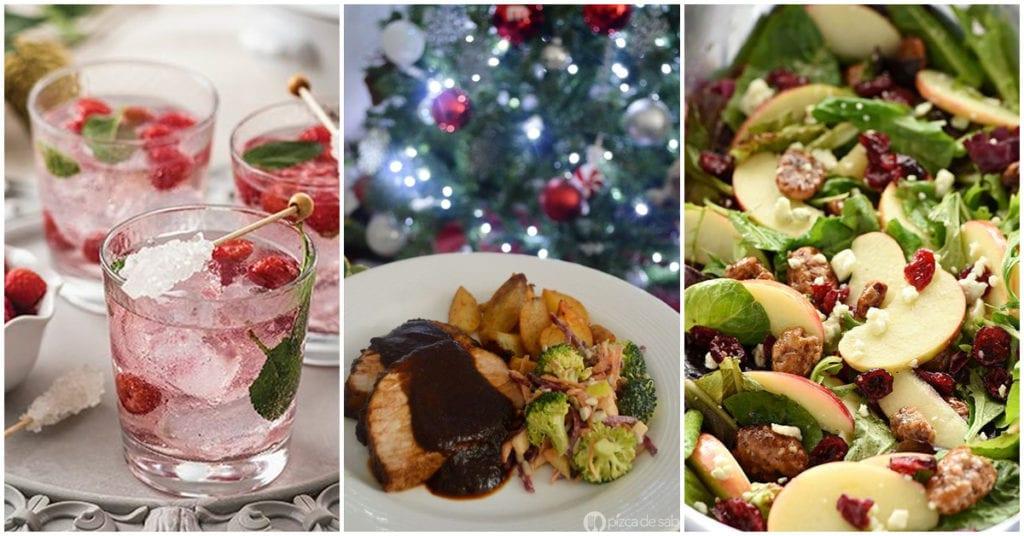 Cómo convertir tu cena de año nuevo en algo más saludable
