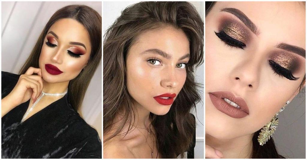 Makeup para acabar el año como una mujer super sofisticada