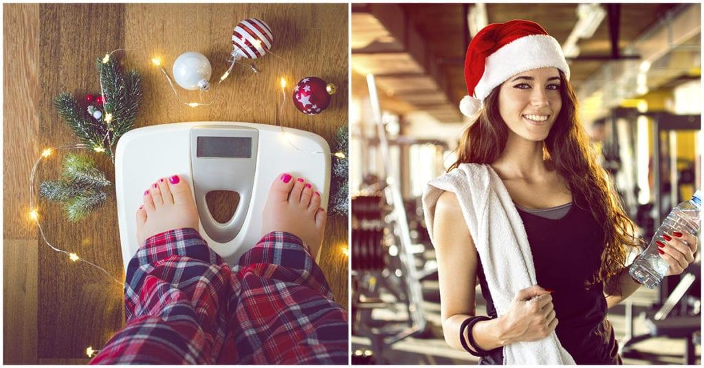 Secretos para no subir de peso esta Navidad