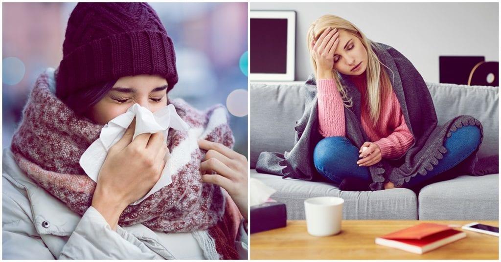 Qué hacer para no enfermarte en esta época