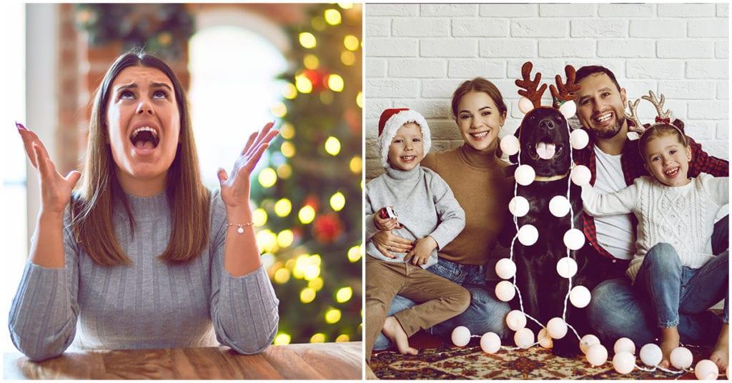 Cómo evitar las discusiones familiares en Navidad sin morir en el intento