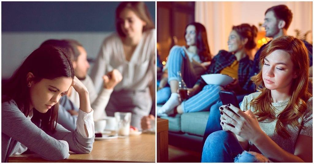 Tal vez la razón por la que tus amigos se están alejando es… ¡tu novio!