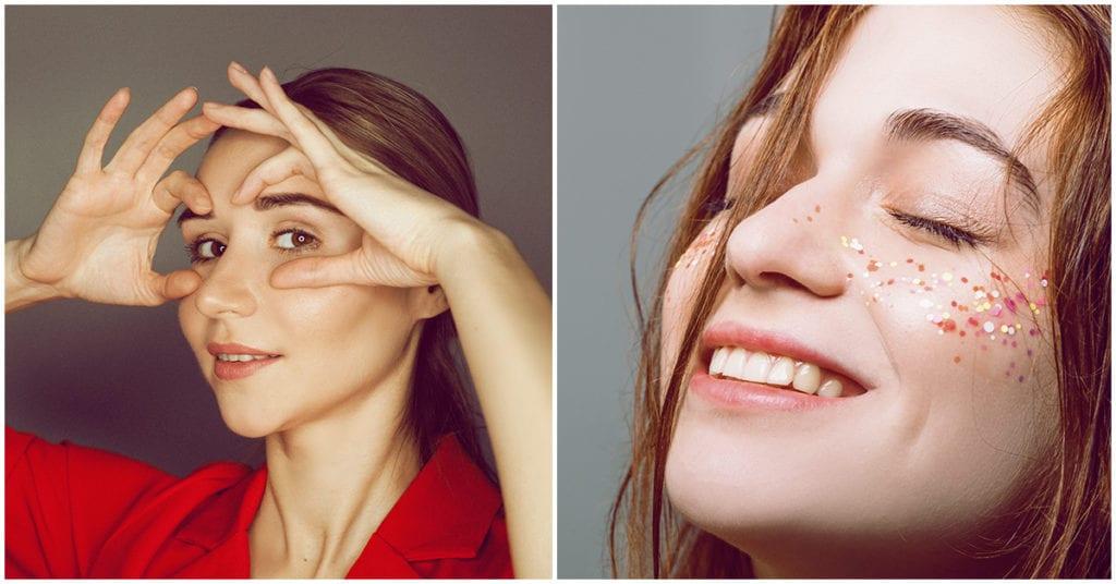 Cómo hacer yoga facial para evitar las arrugas ¡Me encanta!