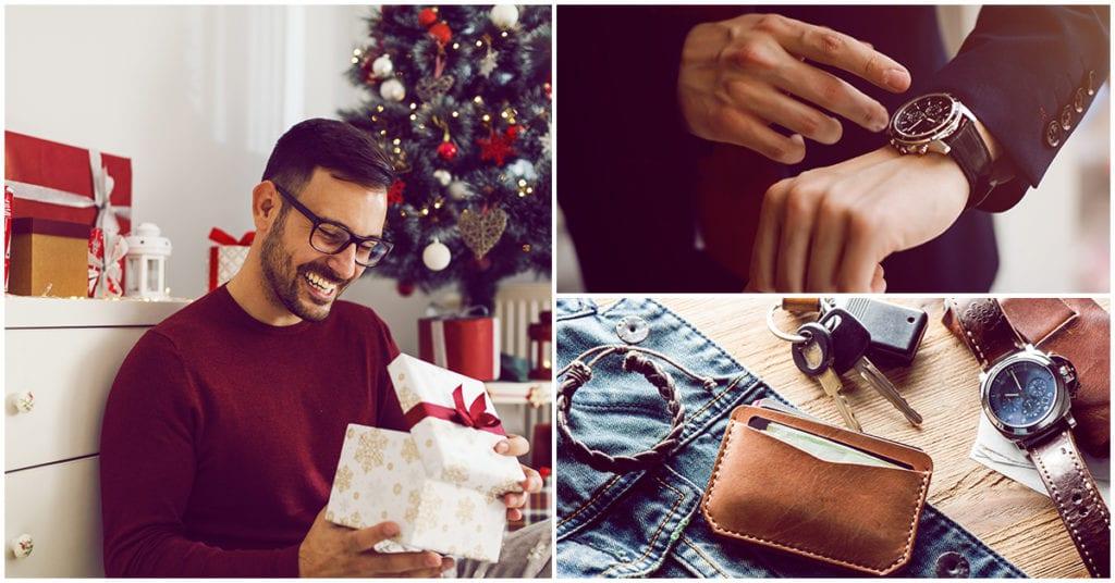 Lista de regalos para tu novio que definitivamente le van a gustar