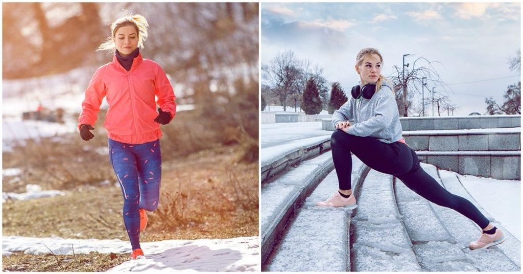 Entrenar en el frío podría hacerte perder más grasa, what!