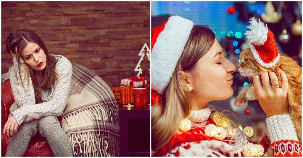 Cosas que sufrimos los solteros en Navidad