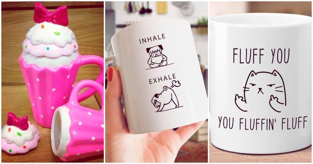 Las mejores tazas para que tomes tu chocolate o café estos días fríos