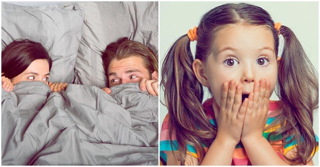 S.O.S. nuestros hijos nos cacharon en la intimidad, ¿y ahora?
