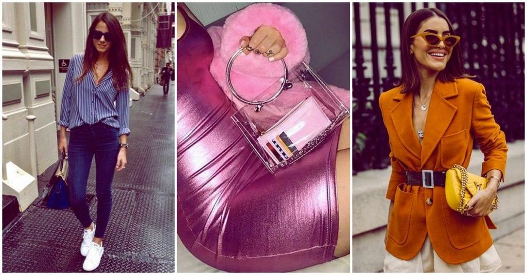 Accesorios: colores que siempre van bien con cualquier outfit