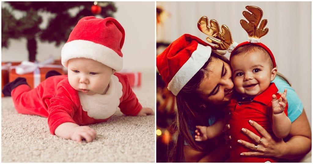Si un bebé nace en Diciembre, es muy especial y maravilloso
