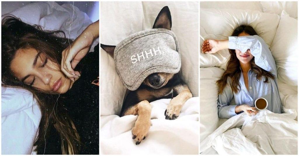 Para las que se mueren de sueño todo el día, estas son algunas soluciones.