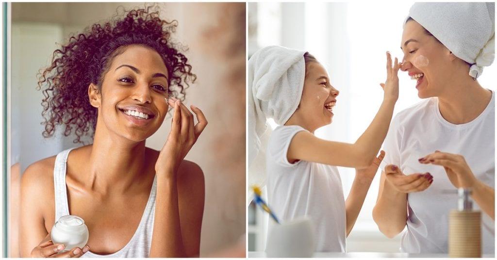Importancia de mantener la piel hidratada