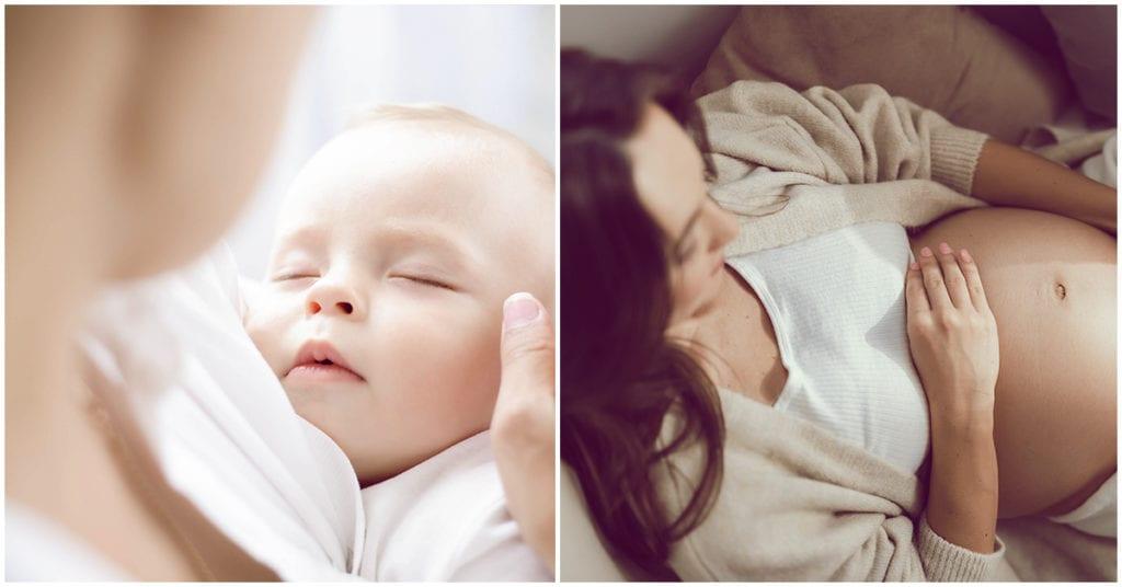 Pistas de que vas a tener un baby super saludable