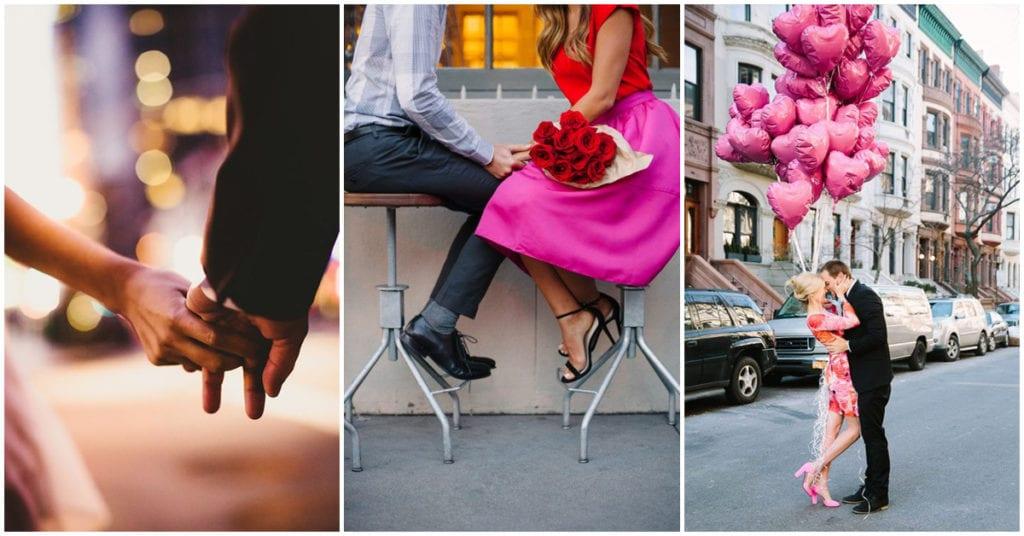 Cómo tomar las mejores fotos para este día de San Valentín