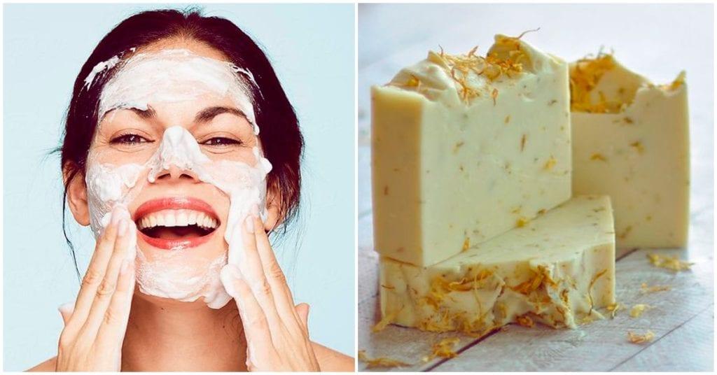 DIY crea tu propio jabón para combatir el envejecimiento prematuro de la piel