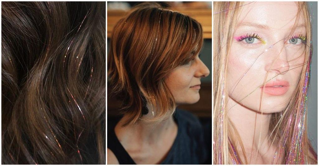 Twinkle hair, las extensiones que todas van a querer tener esta temporada