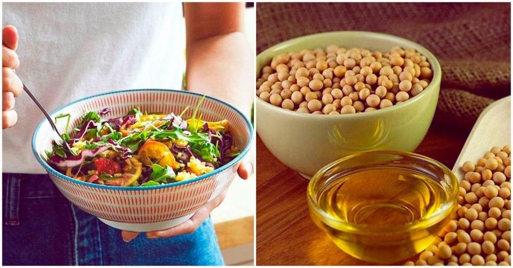El aceite de soya ¿realmente es bueno para el cuerpo?