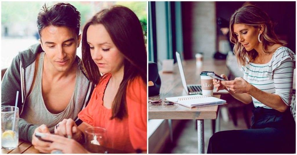 Tener a tu novio en tus redes sociales, ¿sí o no?